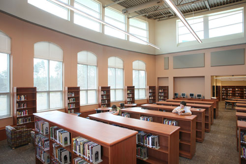 CarrboroHighLibrary
